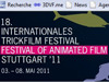 Stuttgart Festival of Animated Film 2011