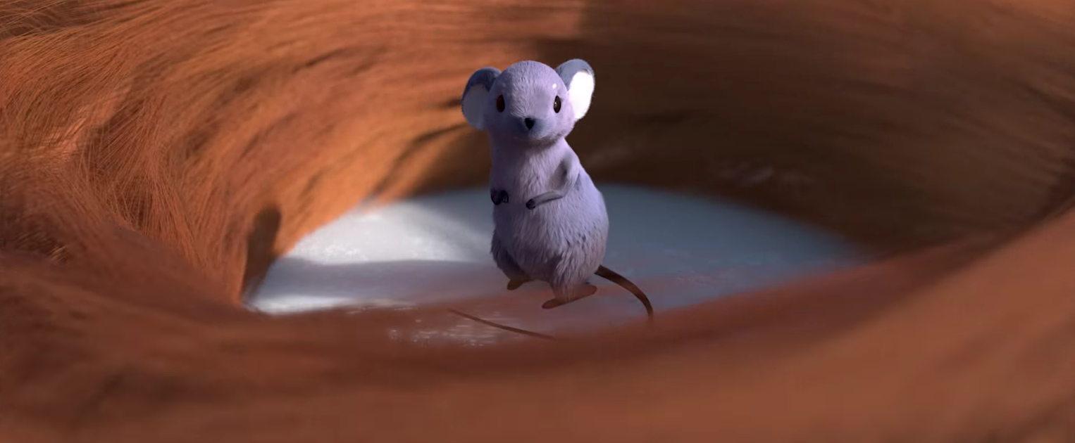 L 39 histoire br ve d 39 un renard et d 39 une souris court tudiant de l - L histoire de la souris ...