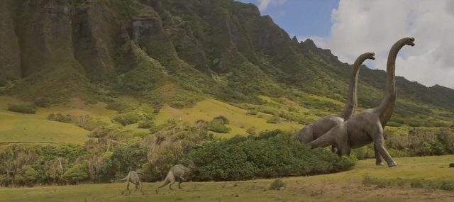 Jurassic Park : origins