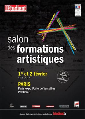Salon des formations artistiques