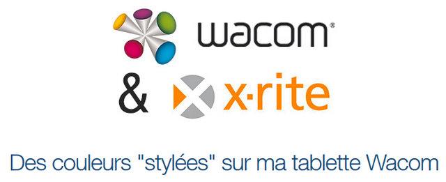 Wacom - X-Rite