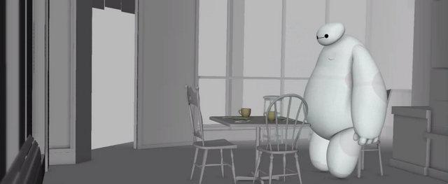 Les nouveaux h ros essai d 39 animation et bande annonce for Salon pixar paris