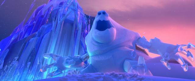 La reine des neiges la critique de 3dvf - Chateau elsa reine des neiges ...