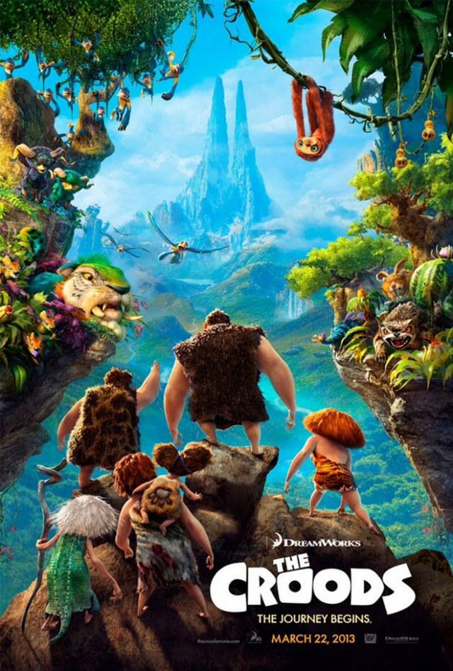 DreamWorks The Croods Movie
