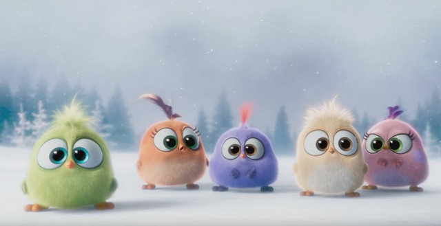 Angry birds un spot sp cial no l - Angry birds noel ...