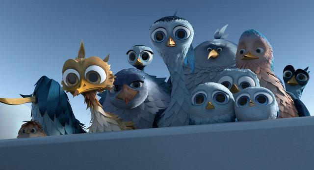 Gus - Petit oiseau, grand voyage : la bande-annonce - 3DVF