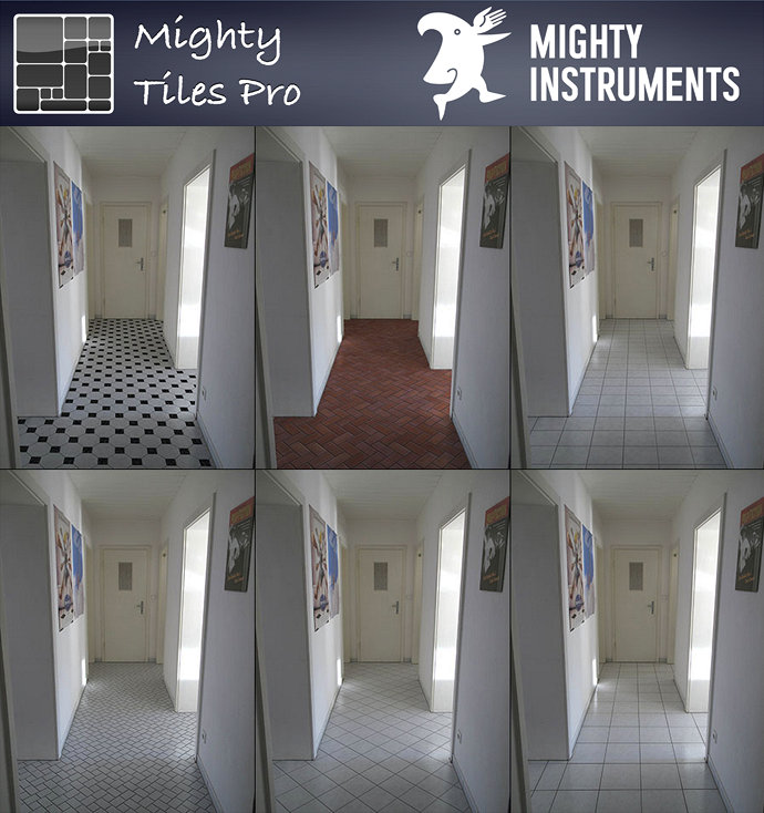 Mighty Tiles pro