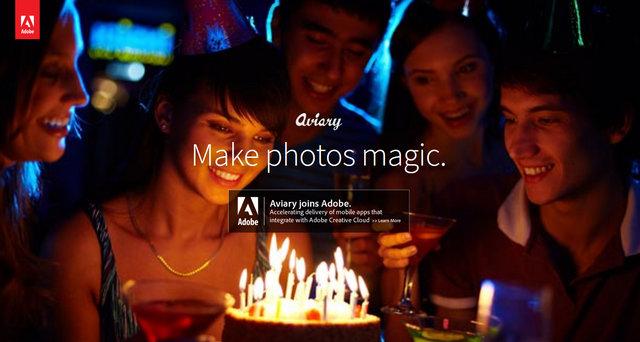 Adobe - Aviary