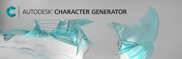 character generator nouvel outil en ligne autodesk. Black Bedroom Furniture Sets. Home Design Ideas