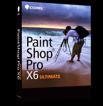 PaintShop Pro X6 Ultimate