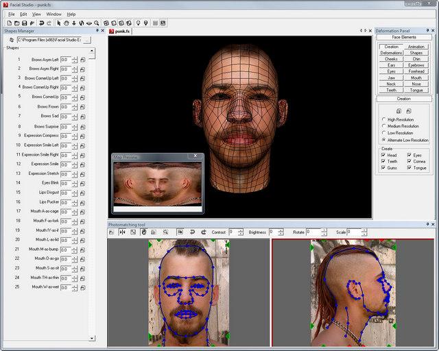 FacialStudio