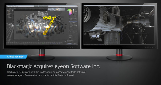 Blackmagic Design - eyeon Software