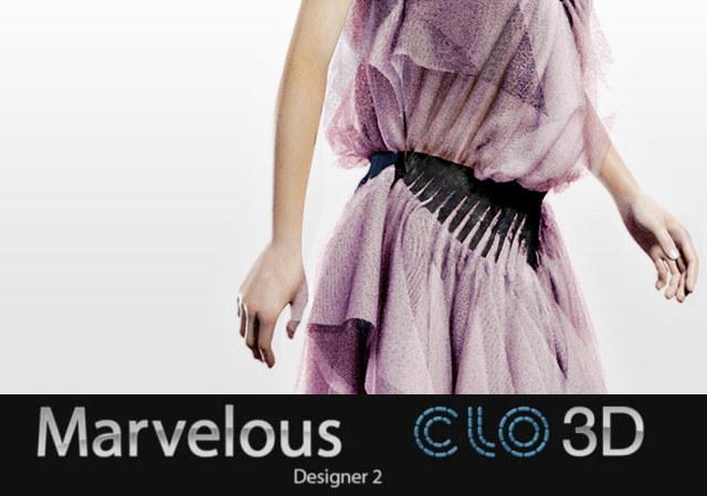 Marvelous Designer - Clo 3D