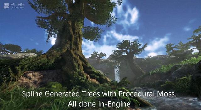 Procedural Nature Pack