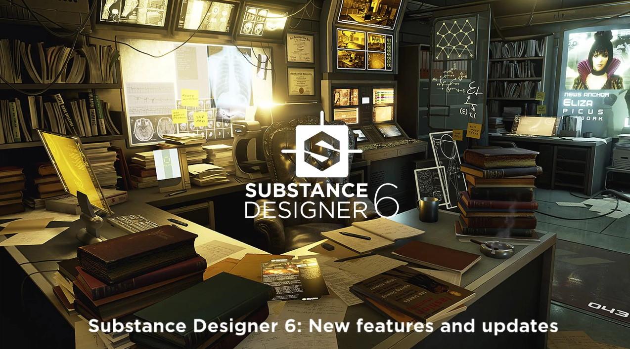 Substance Designer 6