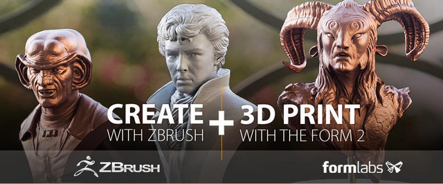 ZBrush - Formlabs