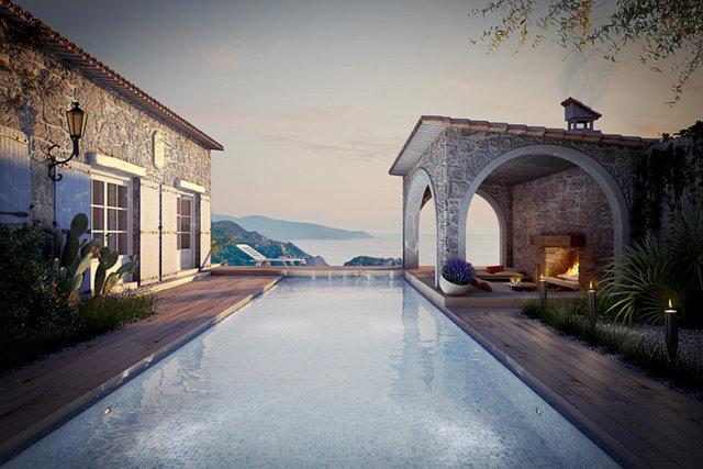 olivier farrugia rendu architectural sous 3ds max et v. Black Bedroom Furniture Sets. Home Design Ideas