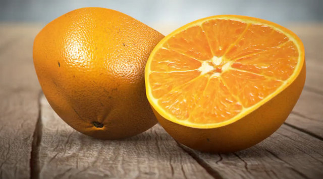 Orange Blender