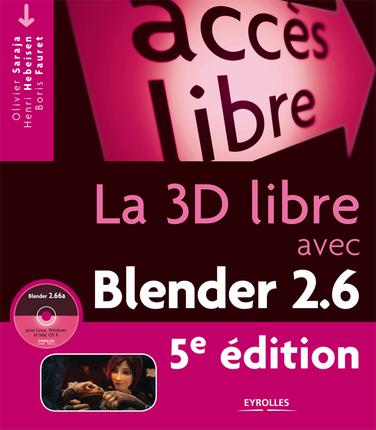 Blender - Eyrolles
