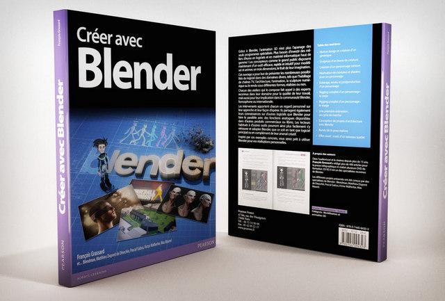 Blender livre les ustensiles de cuisine for Logiciel modelisation cuisine