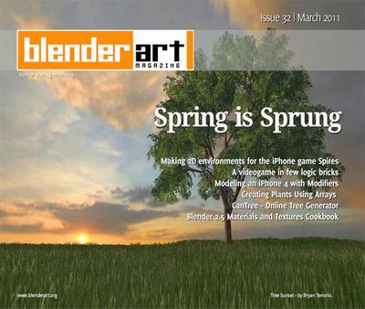 Blender Art Mag