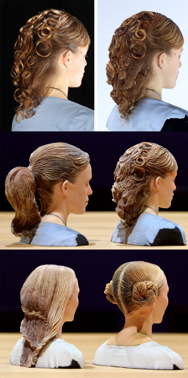 Disney - cheveux