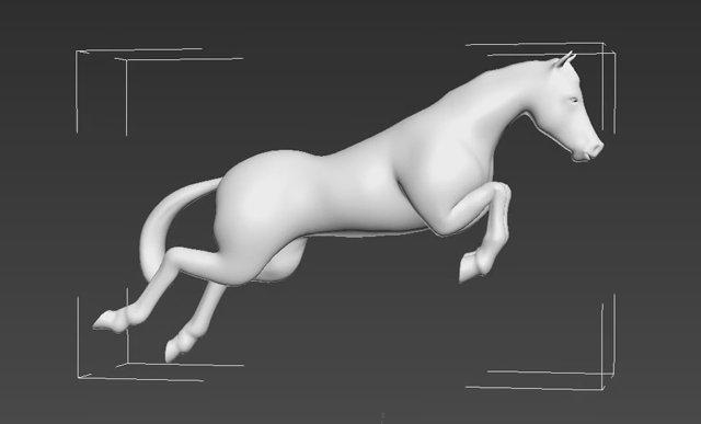 rig de cheval