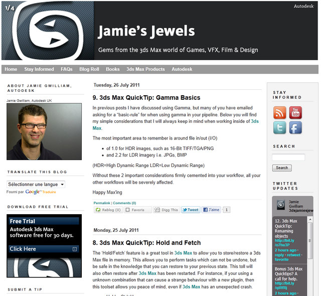 Jamie's jewels