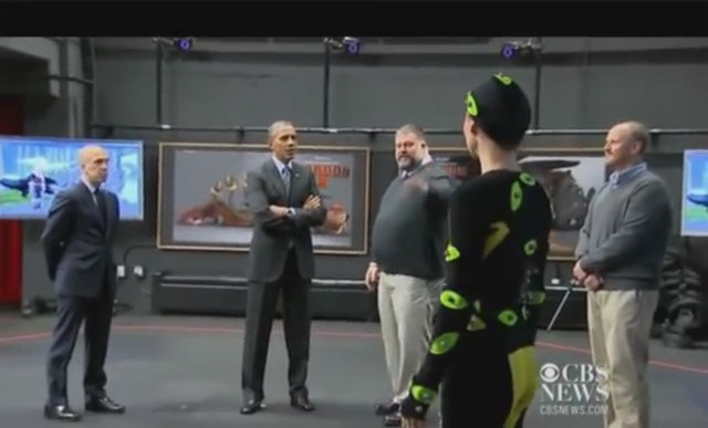 Obama - DreamWorks