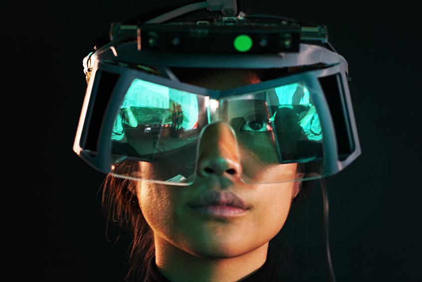 Leap Motion annonce un casque de réalité augmentée open source — North Star