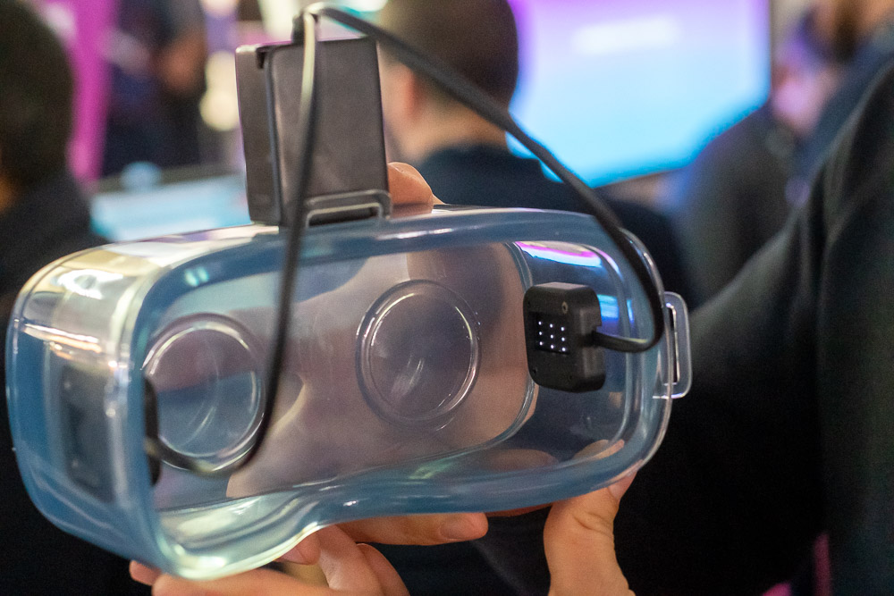 Boarding VR