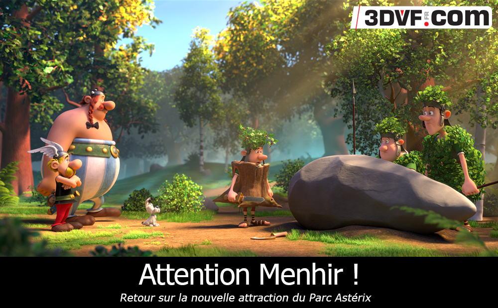 Attention Menhir !