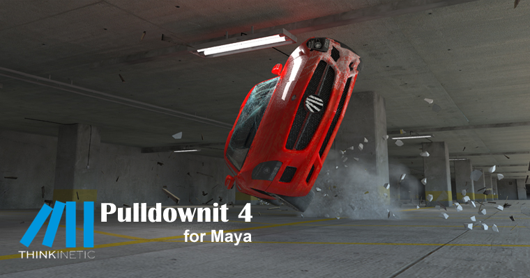pulldownit plugin for maya 2014