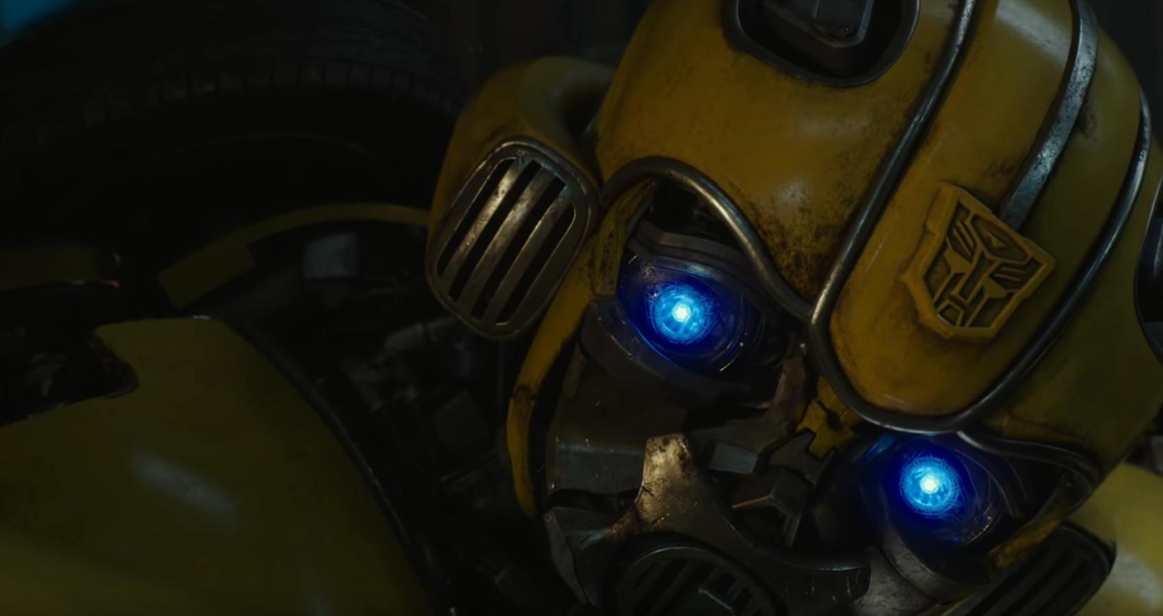 Une bande-annonce pour le prochain Transformers — Bumblebee