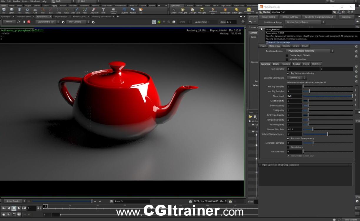 CGItrainer