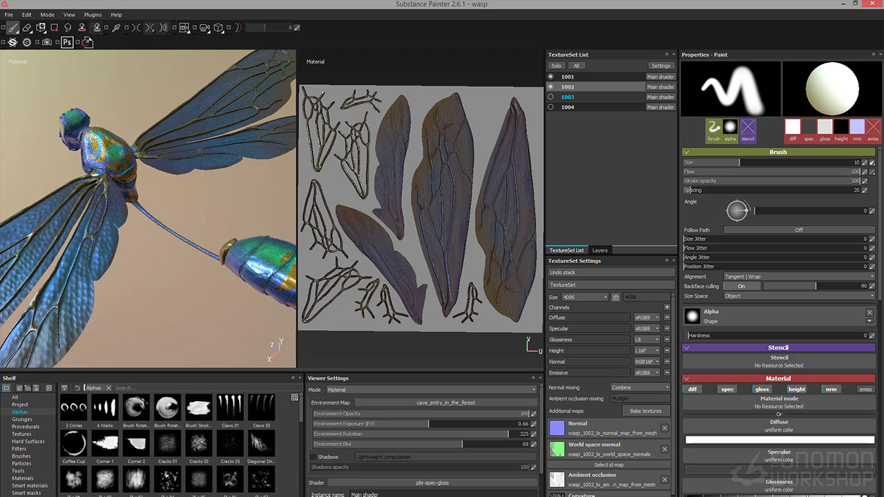 Gnomon Formation Sur Le Design Et La Cr Ation D 39 Insectes