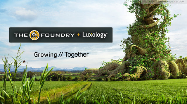 Luxology & The Foundry