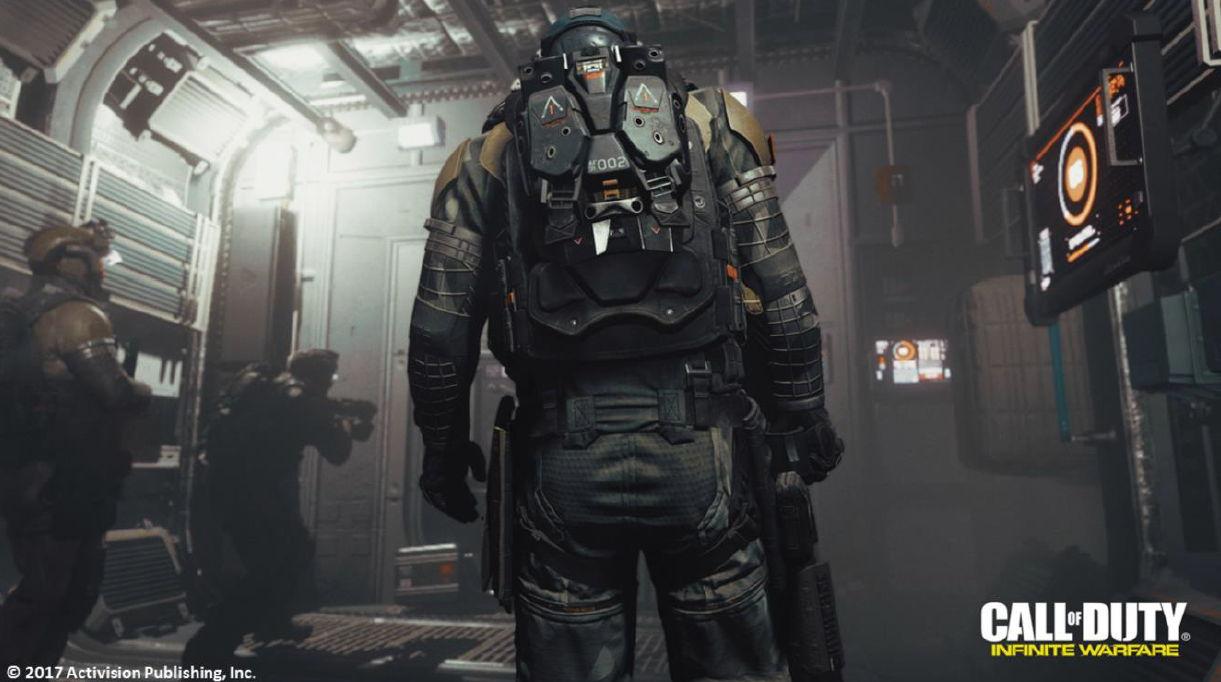COD : Infinite Warfare