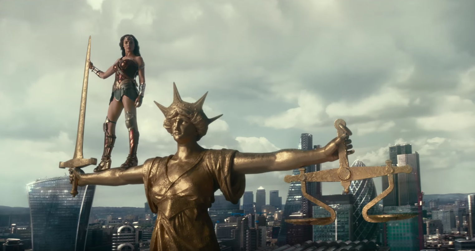 Un nouveau trailer survitaminé — Justice League