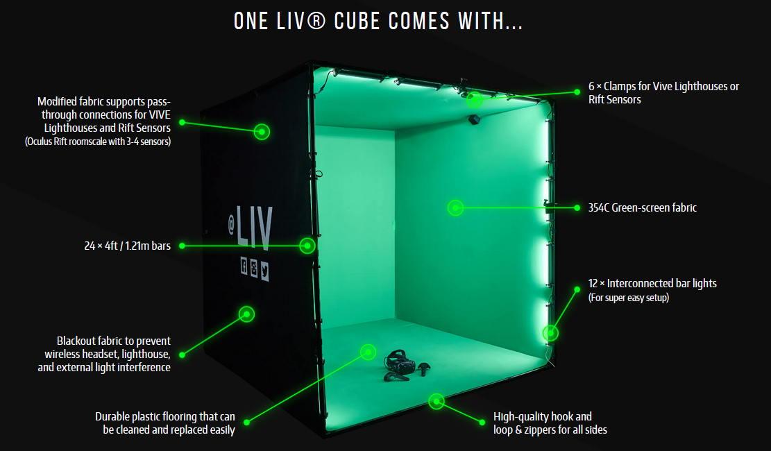 LIV Cube