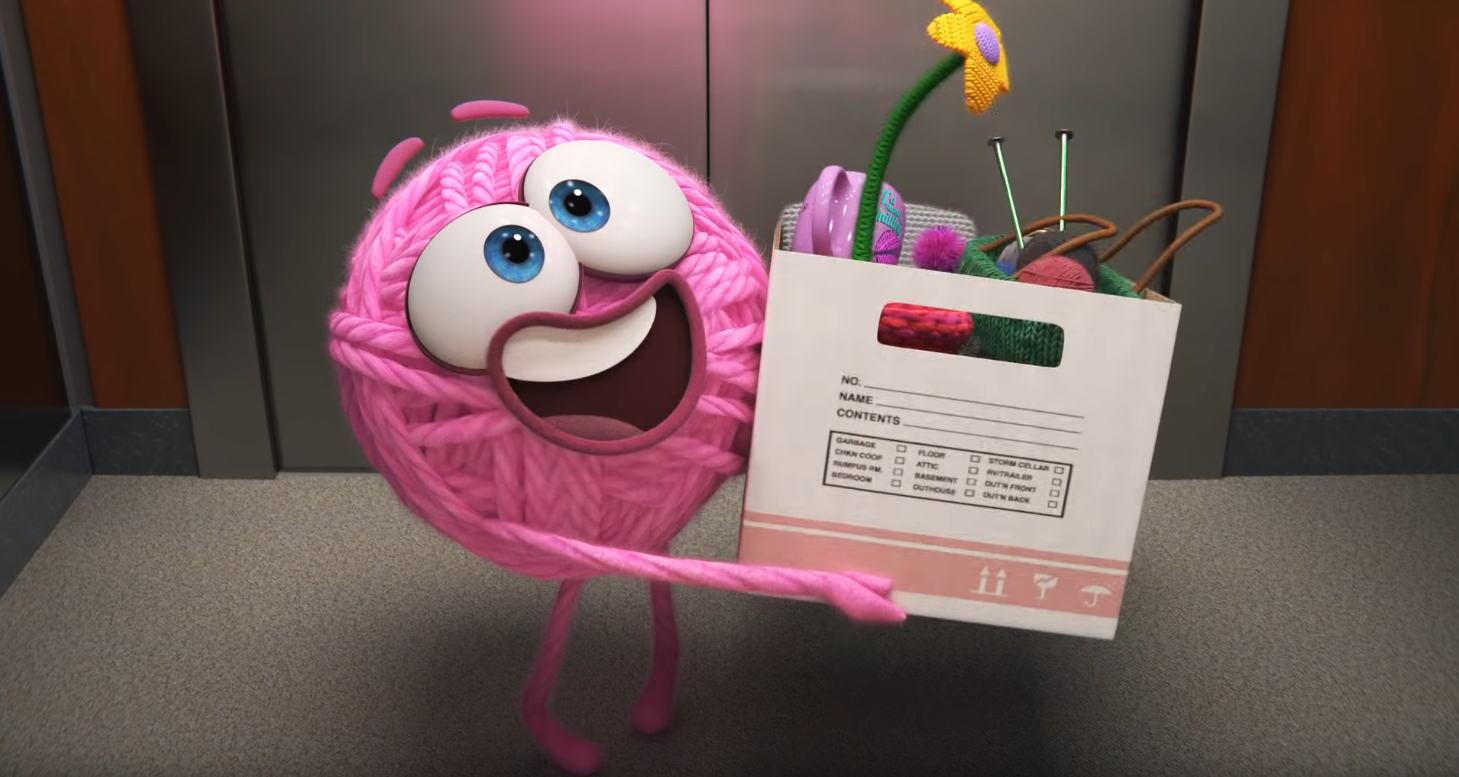 Découvrez Purl : le court-métrage féministe de Pixar