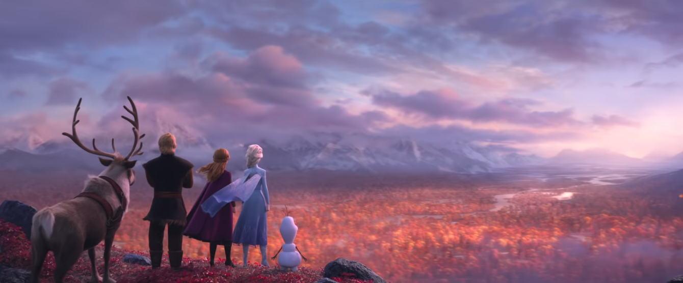La reine des neiges 2 une premi re bande annonce pour le grand retour d 39 elsa et anna - Les reines des neiges 2 ...