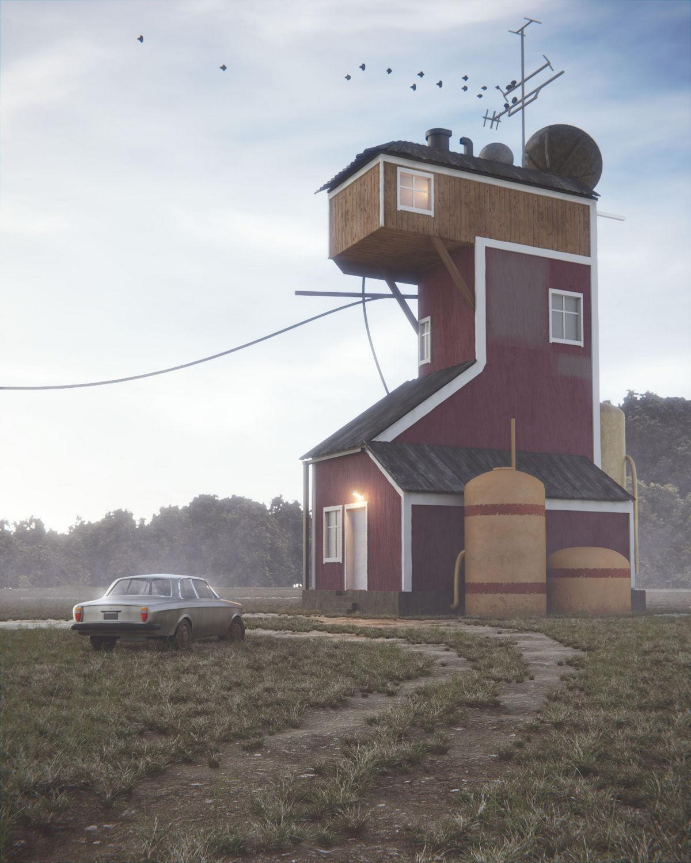 Simon's House
