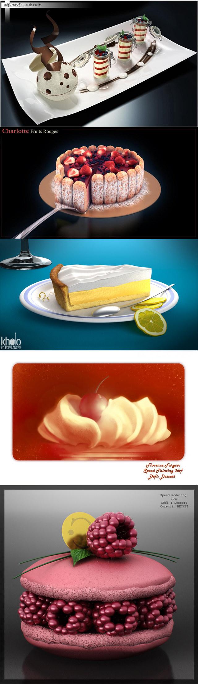 Speed - dessert