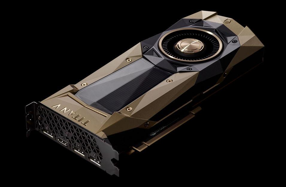 La carte graphique la plus puissante du marché — Nvidia Titan V