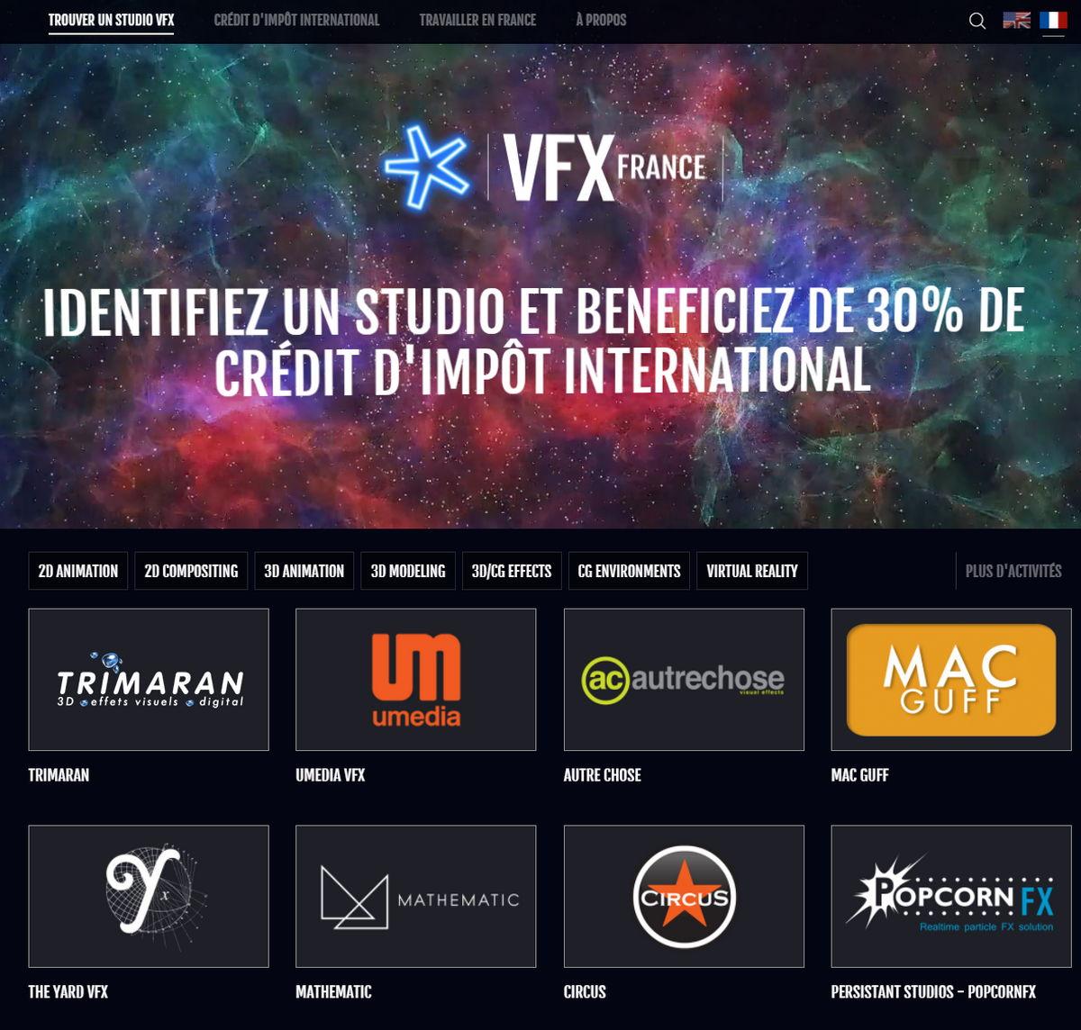 VFX France