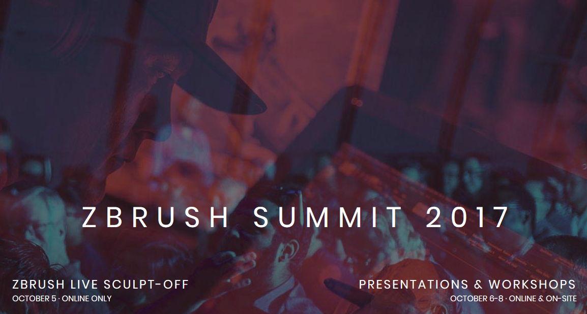 ZBrush Summit