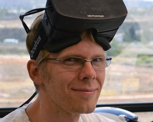 John Carmack - Oculus Rift