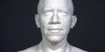 Insolite : Barack Obama, premier président américain scanné en 3D