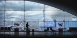 The Blue Airport, par Camille Lymer